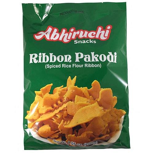 Abhiruchi Snacks Ribbon Pakodi 200gr