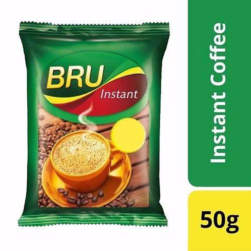 Bru Instant Coffee Pkt 50g