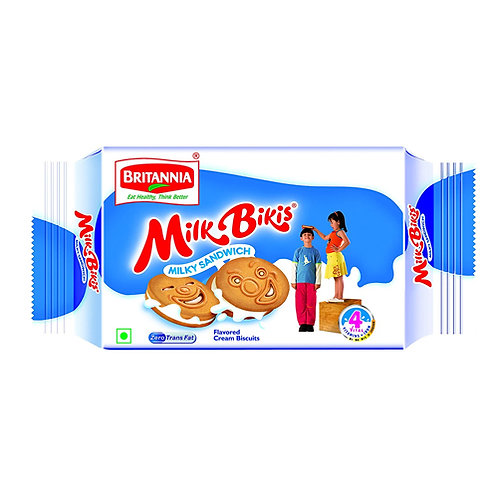 Britannia Milk Biki Cream 100g