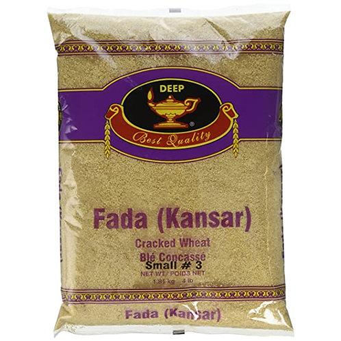 Deep Cracked Wheat(Kansar)-4lb