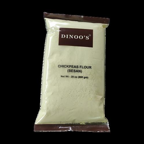Dinoo's Besan - 14oz/400g