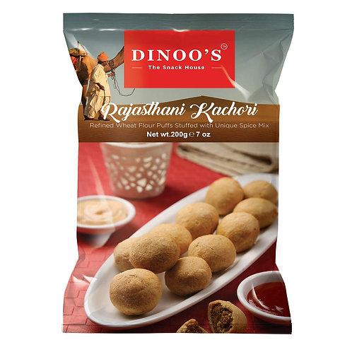 Dinoo's Rajasthani Kachori - 7oz/200gm