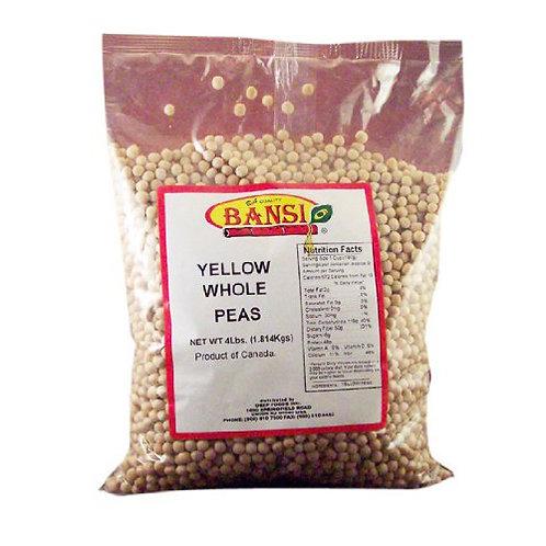 Bansi Yellow Sp Peas 2LB/907