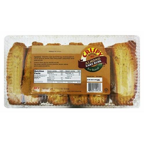 Crispy Almond Cake Rusk-750g