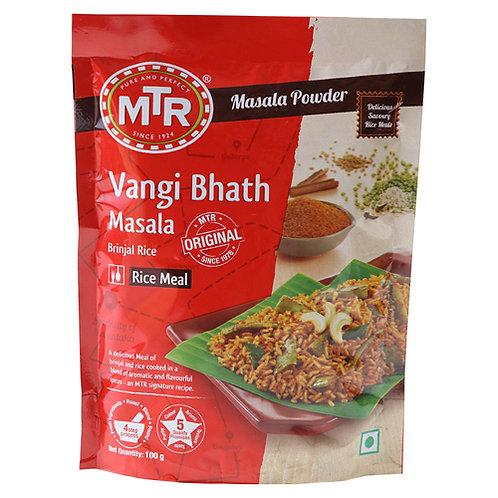 MTR Vangi Bhath Masala - 100 gms