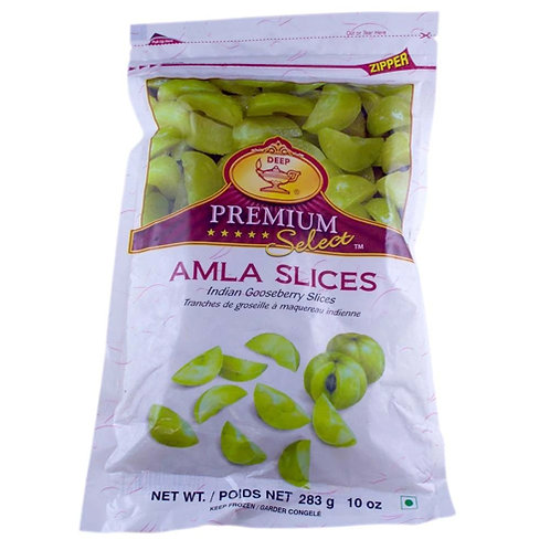Deep IQF Amla Slices-10oz