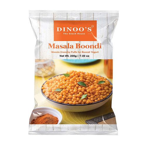 Dinoo Masala Boondi - 7oz/200gm