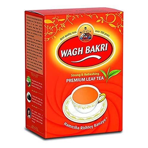 Wagh Bakri  Premium  Tea - 454 gms