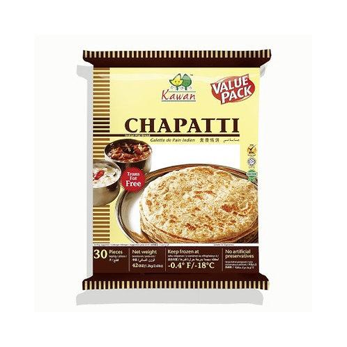 Kawan Chapatti Bulk 1.2kg/30ct