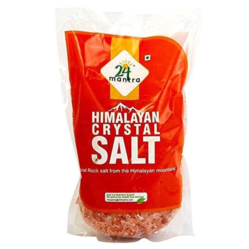 24M Org Himalayan Crystal Salt 2LB