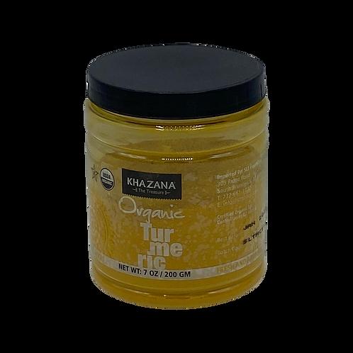 Khazana Org Turmeric Powder - 7oz