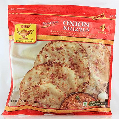 Deep Frozen Onion Kulcha 13oz/4p