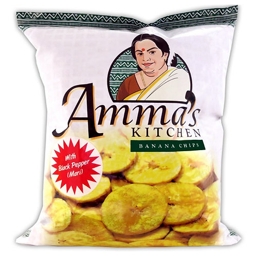 AK Banana Chips(Mari)-400g