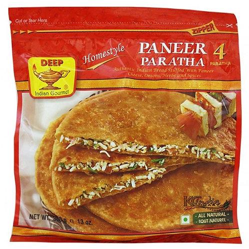 Deep Frozen Paneer Paratha 4p