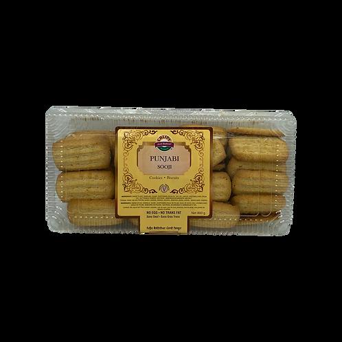 Crispy Sooji Cookies - 800g