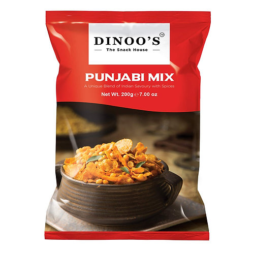 Dinoo's Punjabi Mix - 7oz/200gm