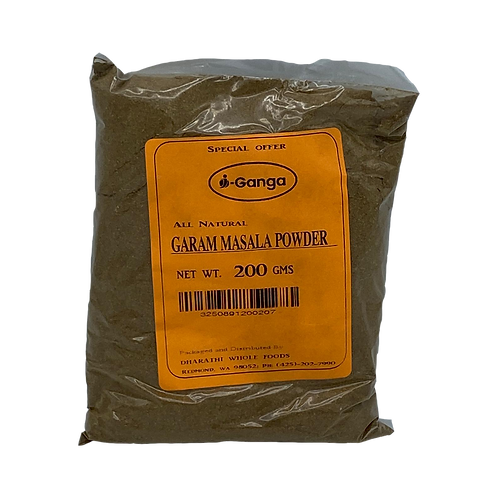 i-Ganga Garam Masala Powder - 7 oz
