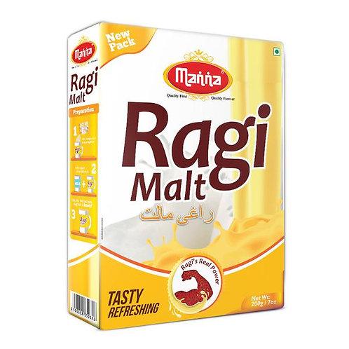 Manna Ragi Malt - 200gm/7oz