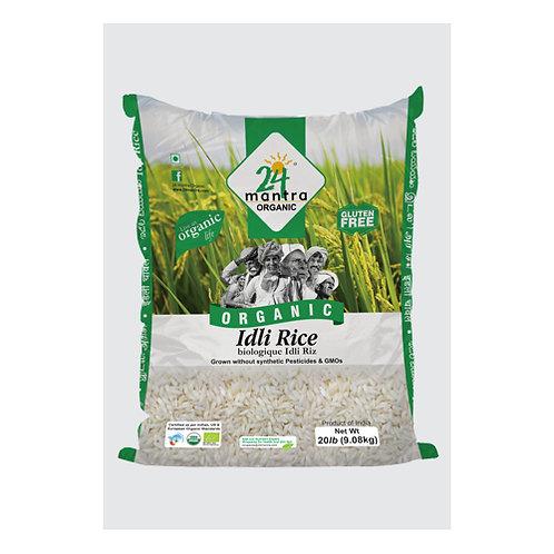 24M Org Idli Rice 20lb