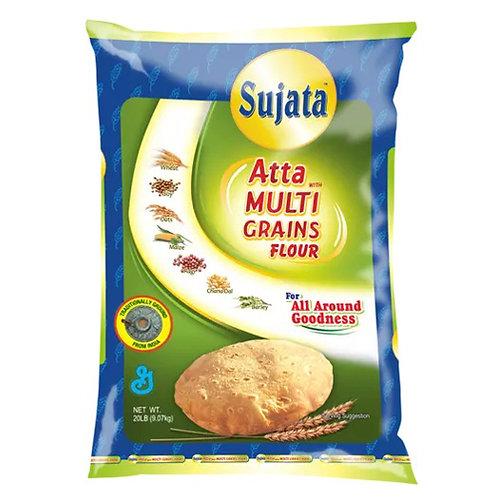Sujata Multi Grain Atta-20lb
