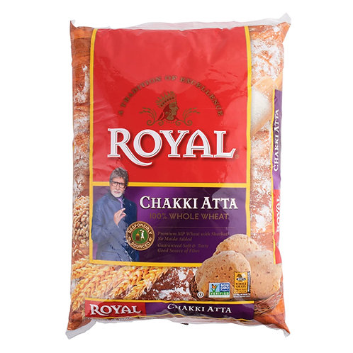 Royal Chakki Atta - 20lb
