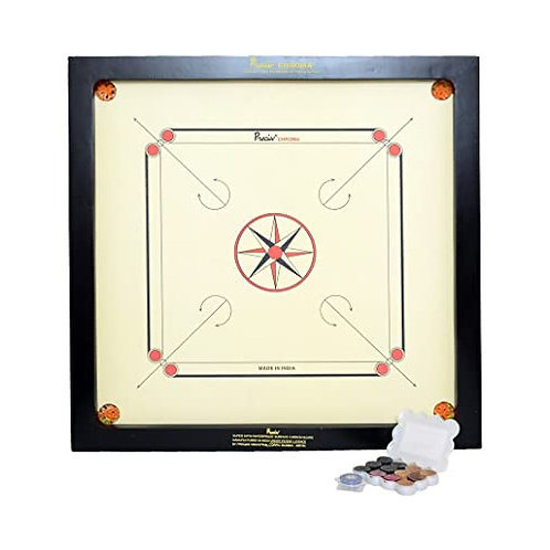 Carrom Board Precise Ameture