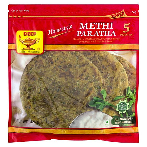 Deep Frozen Methi Paratha-15oz