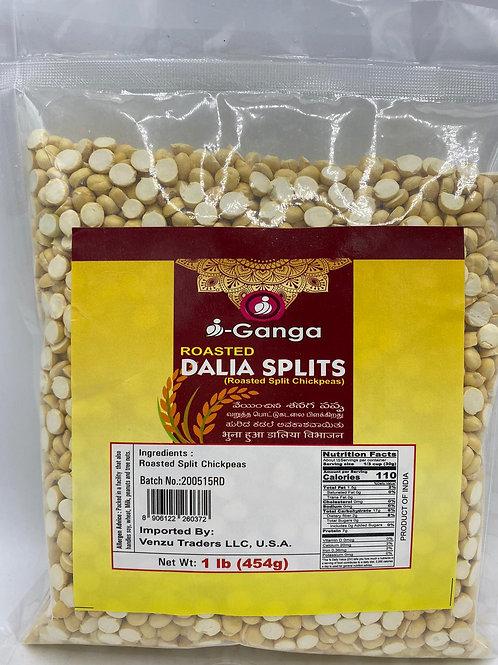 i-Ganga Roasted Dalia -1 lb