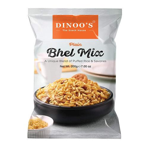 Dinoo's Plain Bhel Mix - 7oz/200gm
