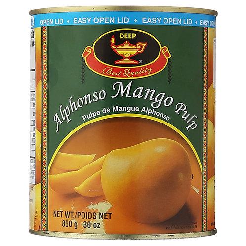 Deep Frozen Mango Pulp 30oz
