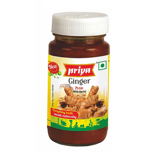 Priya Ginger Pickle(G)-10.5oz
