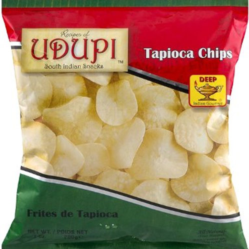 Udupi Tapioca Chips - 7oz