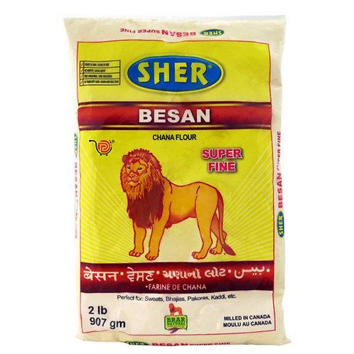 Sher Besan-2lb