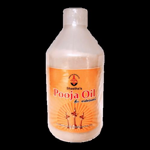 Shastha Pooja Oil - 500 ml