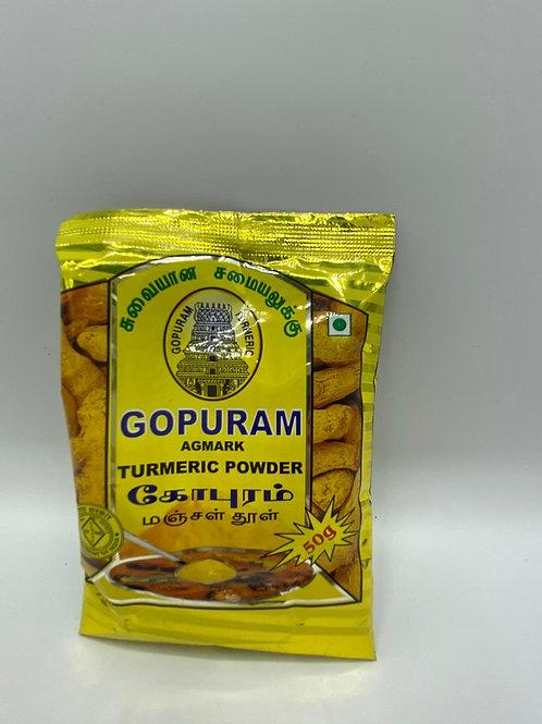 Gopuram Turmeric