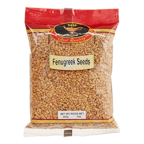 Deep Fenugreek seeds - 7oz
