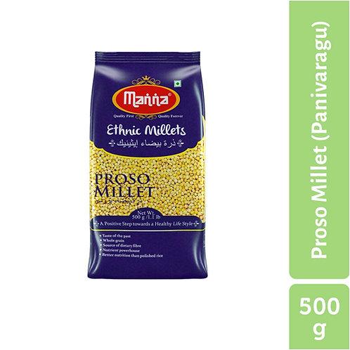 Manna Proso Millet - 500gms