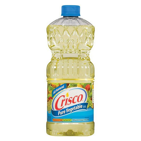 Crisco Vegetable Oil-48oz