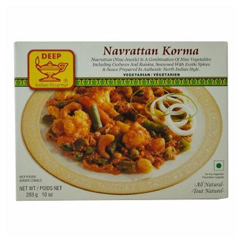 Deep Frozen Navrattan Korma-10oz