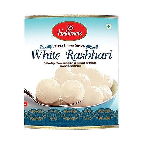 HR White Rasbhari -340g