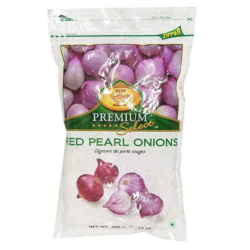 Deep IQF Red Onion 12oz
