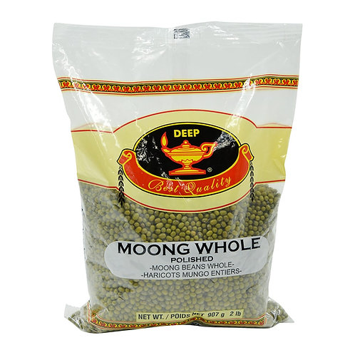 Deep Moong Whole Green - 2lb