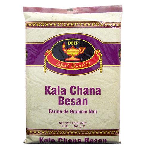 Deep Kala Chana Besan 2lbs