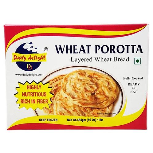 DD Wheat Porotta-1Lb