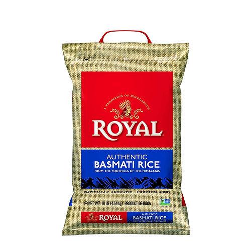 Royal Authentic Indian  Basmati  Rice - 10lb