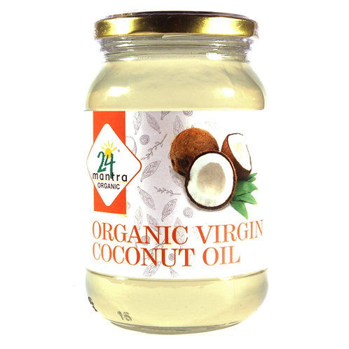 24M Org Virgin Coconut Oil 15oz