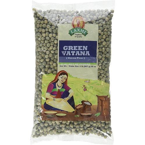 Laxmi Green Vatana - 2lb