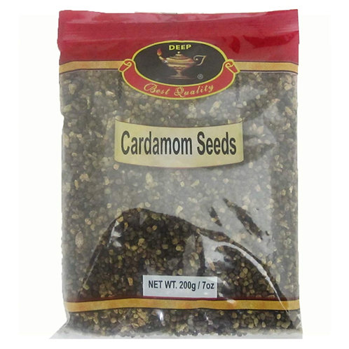 Deep Cardamom Seeds-7oz/200g