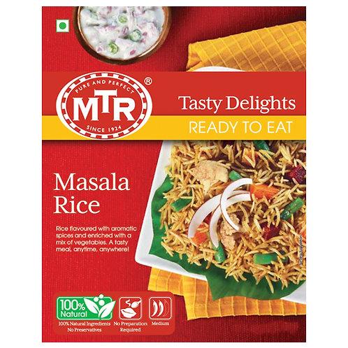 MTR Masala Rice RTE