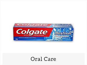 Indian Personal Care - Oral Care
